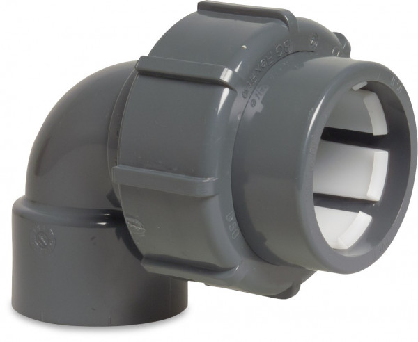 Flex-Fit Adaptor elbow 90°