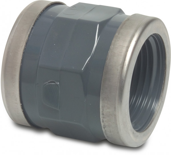 VDL Threaded socket