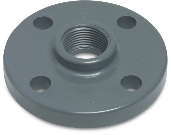 Profec Threaded flange