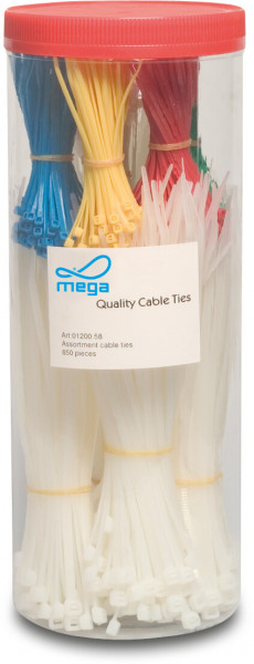 Profec Cable tie assortment box