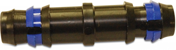 Barbed Barbed connector, safety