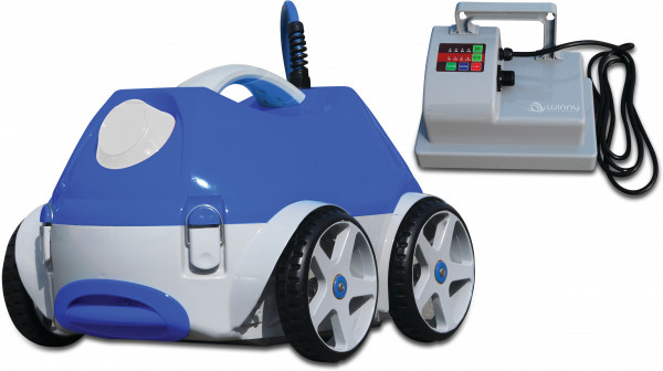 Robot pool cleaner, type Naia HJ1009