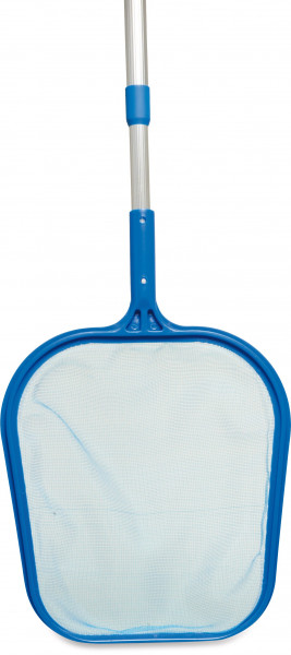 MegaPool Leaf skimmer with short telescopic pole