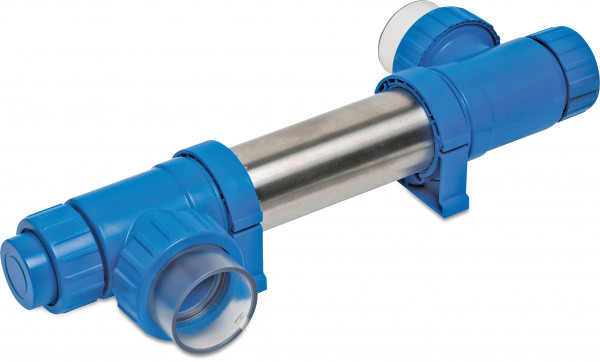 Blue Lagoon Disinfection system, type UV-C Tech