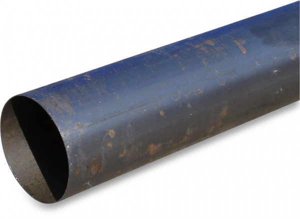 Suction pipe, type flush cut