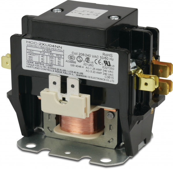 1-phase AC contactor