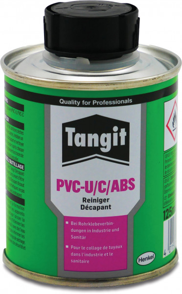 Tangit Solvent cleaner, type PVC-U/C ABS